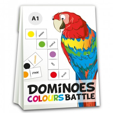 "Dominoes ""Colours battle"""