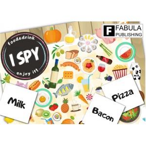 I spy Food pdf