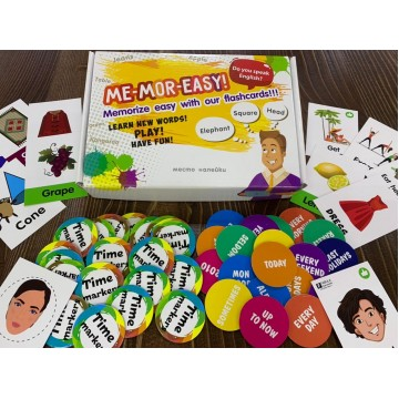 Flashcards Me-Mo-Easy