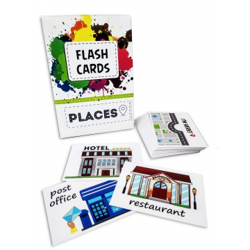 Flashcards  places