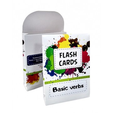 Flashcards Basic verbs