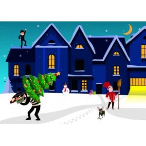 Christmas card pdf