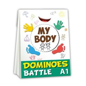 """Dominoes """"My body"""""""