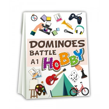 "Dominoes battle ""Hobby"""