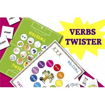 Twister игра в формате pdf