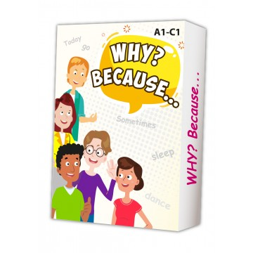 Why? Because!