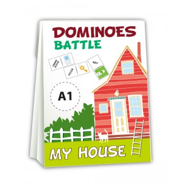 "Dominoes ""My house"""