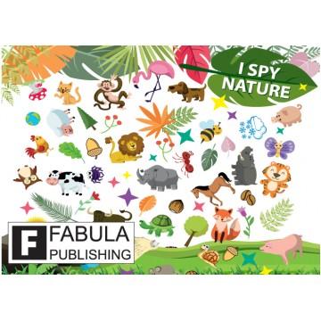 I spy Nature pdf